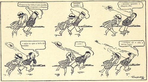 Almanaque Bertrand, 1934 - Ridgewell 24