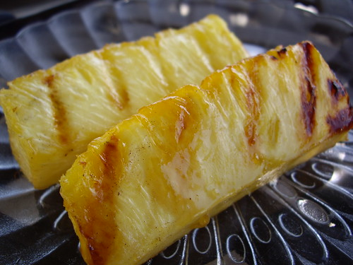 Grilled Pineapple | by swampkitty