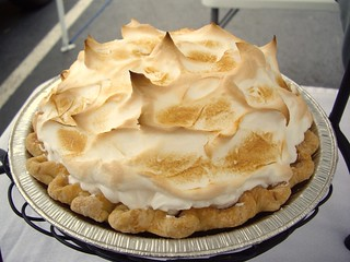 Lemon? Meringue Pie from Sassafras Bakery | by swampkitty