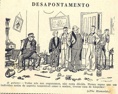 Almanaque Bertrand, 1938 - Disapointment 5