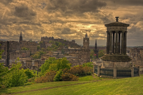 Calton Hill HDR | by Grant_R