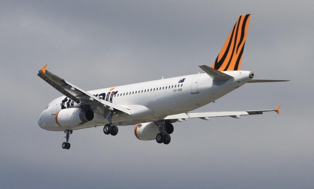 VH-VNR Airbus A320-232 (cn 5900) Tigerair.