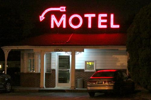 Motel - Murfreesboro, TN