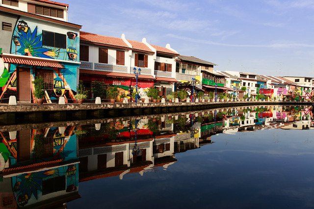 Malacca River - why you should travel Malaysia