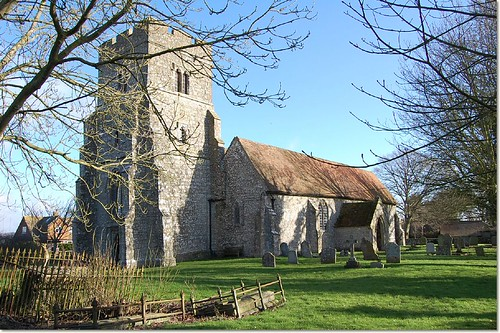St Peter & St Paul Newchurch