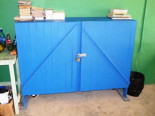 WW Trainees make Cabinet, CJS 2012 | by UNDPBelize
