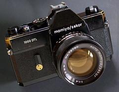 Mamiya-Sekor 1000 DTL 35mm SLR