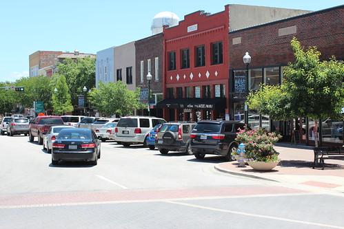 Downtown McKinney in McKinney, TX