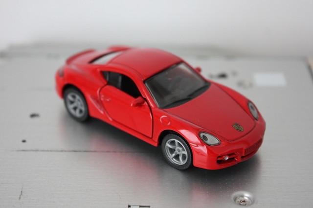 [Siku] Porsche Cayman S