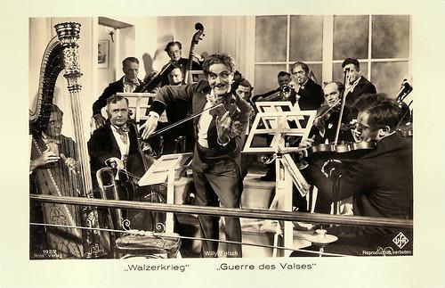 Willy Fritsch in Walzerkrieg