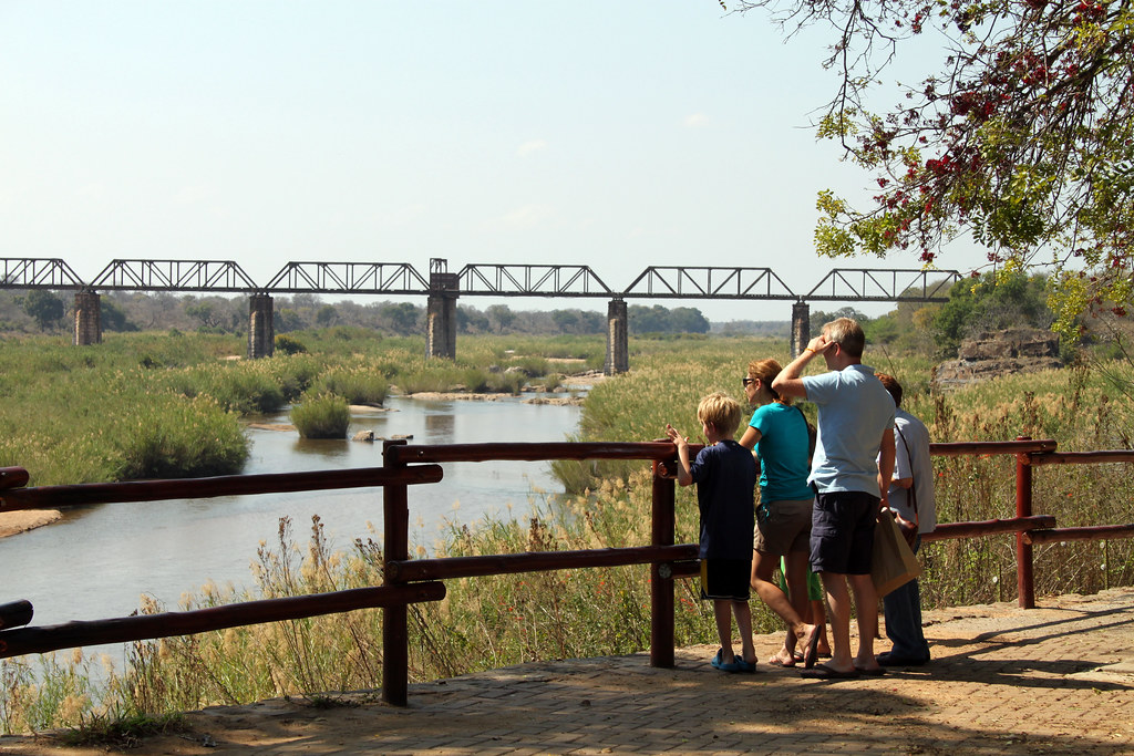 Go To National Park Kruger To Feel The Atmosphere Of African Nature