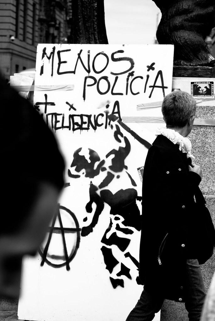 Madrid. Movimentismo 2011-2012
