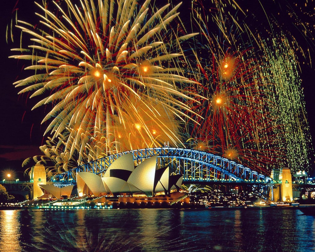 New year eve Sydney