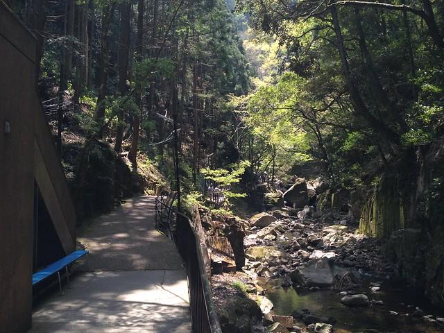 赤目四十八滝 散策路