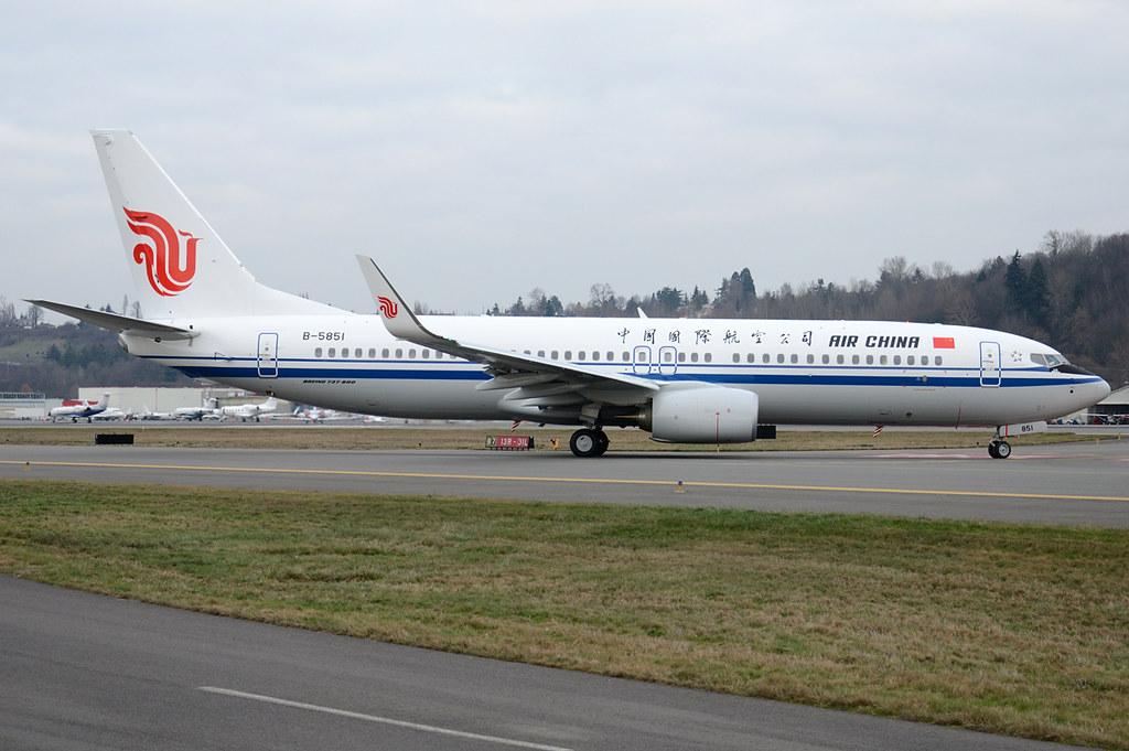Air China B-5851