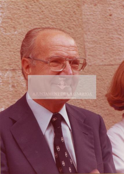 Visita Sr. Heribert Barrera 18/06/1981
