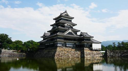 松本城:Matsumoto Castle