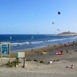 El Médano: Playa del Médano