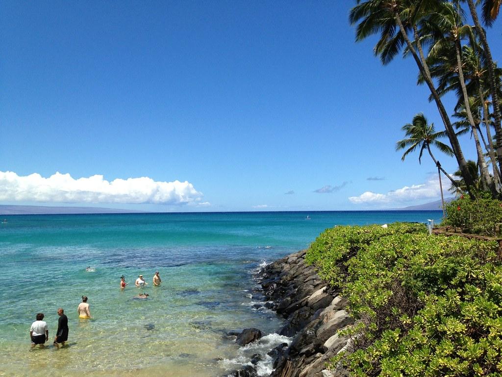 Napili Beach, Maui (Hawaii)