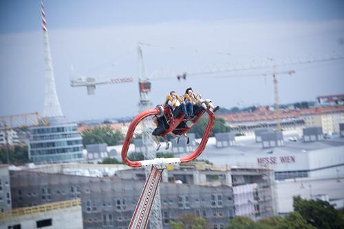 Vienna Prater - Enjoying the Ride