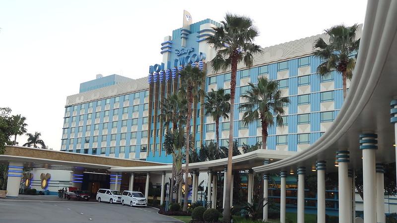 Hollywood Disneyland Hotel Hong Kong. Image: Martin Lewison CC