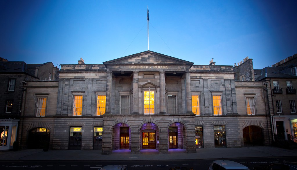 Assembly Rooms, Edinburgh