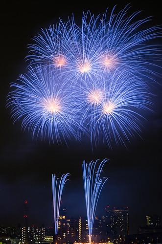 Kobe Fireworks 2014 16