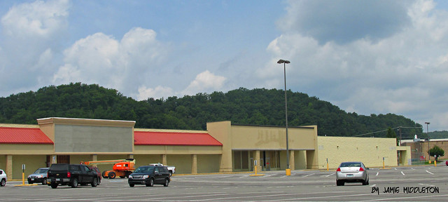 Former Kmart -  Future Ollies -- Wise, Virginia