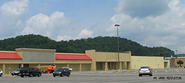 Former Kmart -  Future Ollies -- Wise, Virginia