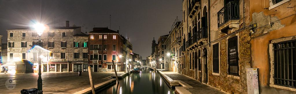 Venecia por la noce