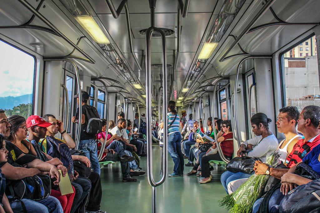 Metro Medellín HDR
