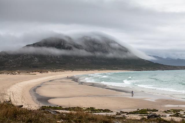 Playa y monte Louro - Muros