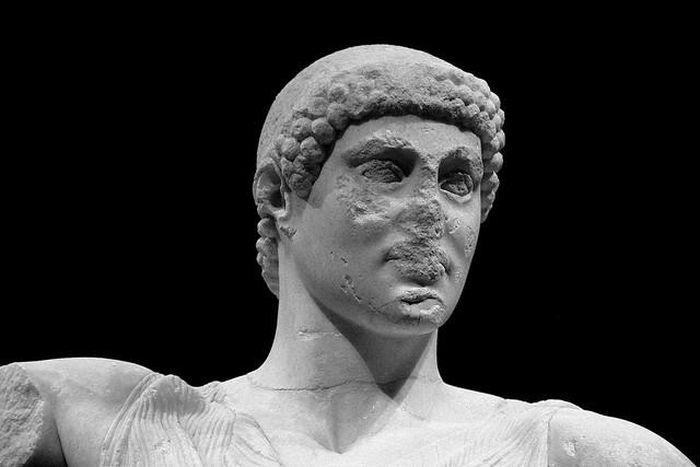 Il giovinetto di Mozia, V sec. a.C.