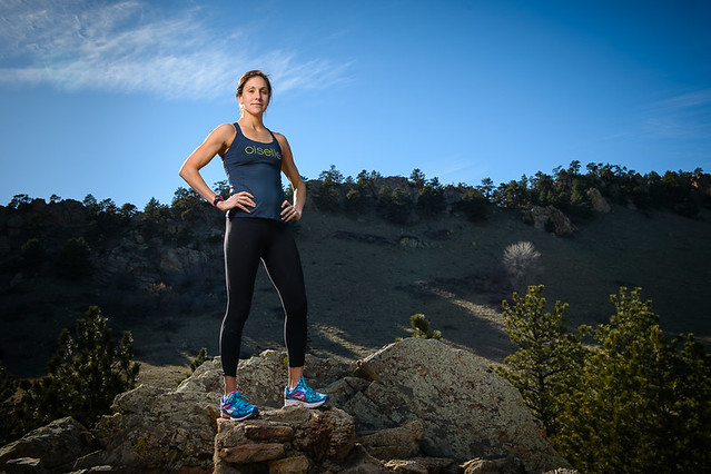 Kara Goucher Tips para Maraton