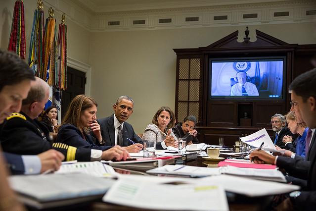Obama ebola 07 10 14
