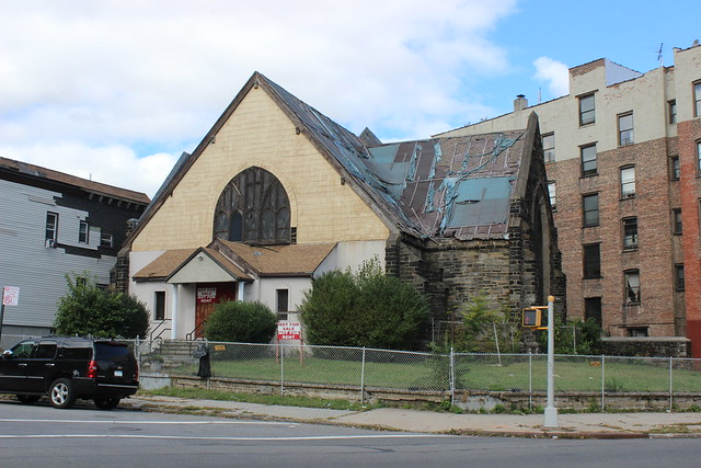Home Street Presbyterian Church, East Morrisania