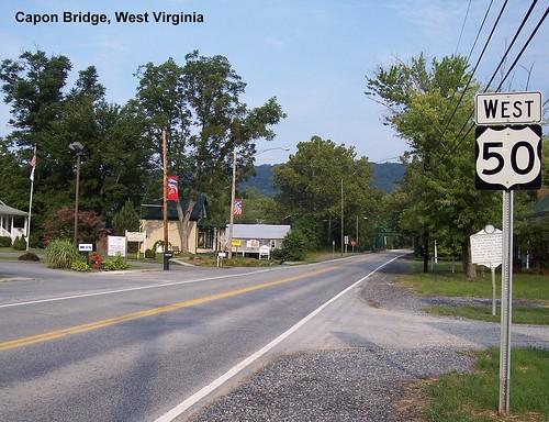 Capon Bridge WV