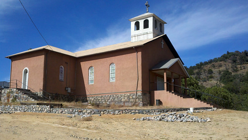 Saint Anthony's Catholic Church, Fierro, NM