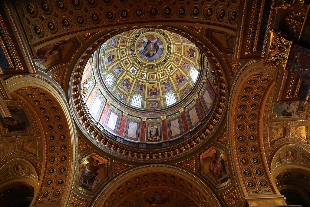 Budapest, St. Stephens dome