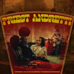 "Album Artwork - Curren$y ""Priest Andretti"""