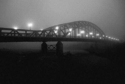 Asahibashi-Bridge, Asahikawa on OCT 30, 2014 (6)