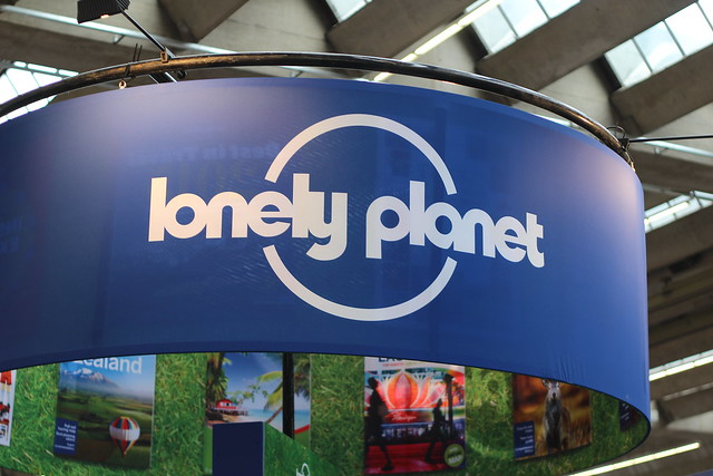 Lonely Planet - Frankfurt Buchmesse 2014