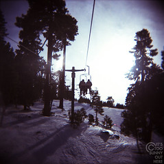 Big Bear Holga 08 | by TooSunnyOutHere
