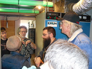 A visit to the KMUD transmitter | by KMUDfm