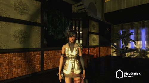 Final Fantasy XIII Costumes for PlayStation Home | by PlayStation.Blog