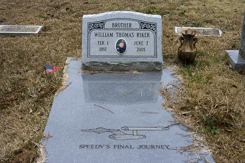 William T Riker's Grave | by Dylan W.