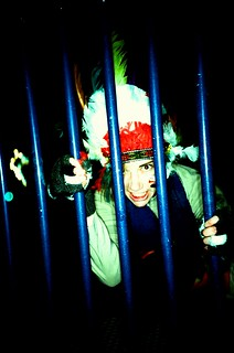 Mary Threatens Escape | by Lomo-Cam