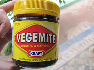 Vegemite | by veganbackpacker