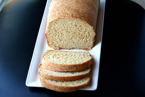 Wheat Sandwich Bread | by Tracey's Culinary Adventures