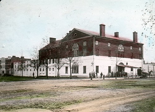 Old Capitol Prison | by DC Public Library Commons